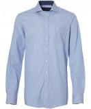 Afbeelding van Casa Moda Overhemd Extra Lang Blauw 40