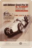 Afbeelding van Audi Oldtimer Grand Prix Metalen Wandplaat 20x30cm Wandplaten