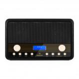 Afbeelding van 2e keus Auna draagbare digitale DAB+ en FM radio met alarm timer