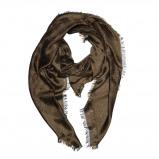 Afbeelding van GUESS Vintage Brown Sjaal AW8290 VIS03 BRO