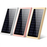 Εικόνα του 10000mAh Dual USB Solar Power Bank 3 Colours