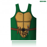 Image of Green Ninja Rugby Jersey
