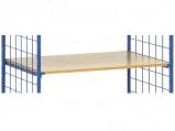 Afbeelding van Fetra Etage 1000 X 600 Mm Incl. Etagedragers Toebehoren voor etagewagens