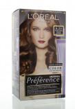 Afbeelding van L'Oréal Preference Haarverf 6.23 Toscane Parelmoer Lichtbruin