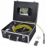 Afbeelding van vidaXL Leidinginspectiecamera 30 m met DVR bediening