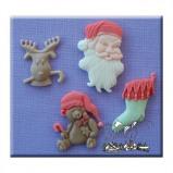 Afbeelding van AM Mold Kerst assortiment