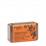 Abbildung von Aleppo Olivenölseife Najel Arganöl Mit Lavaerde 100G Dusche & Bad