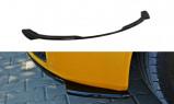 Afbeelding van Achter Diffuser Splitter Renault Megane II RS Hoogglans Pianolak Zwart