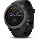 Afbeelding van Garmin Smartwatch Vivoactive 3 met hartslagmeting aan de pols en gps zwart