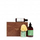 Abbildung von Aleppo Olivenölseife Najel Discovery Of Gift Set Geschenksets Beauty