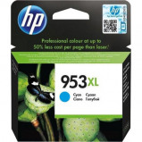 Afbeelding van Inktcartridge HP F6U16AE 953XL blauw HC Supplies