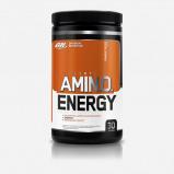 Image de Amino Energy de Optimum Nutrition 270 grammes (30 doses) Orange Cooler (Orange)