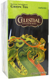 Afbeelding van Celestial Seasonings Authentic green tea 20 stuks