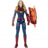Image of Avengers Titan Hero Power FX 2.0 Hero Captain Marvel (E3307EW0)
