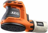 Afbeelding van AEG Powertools BEX18 125 0 Roterende schuurmachine D125 mm Excentrische