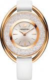 Afbeelding van Swarovski 5230946 Crystalline Oval Rose horloge dameshorloge