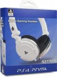 Afbeelding van 4Gamers Stereo Gaming Headset (White)