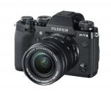 Afbeelding van Fujifilm X T3 Systeemcamera Zwart + 18 55mm f/2.8 4.0 R LM OIS