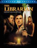 Afbeelding van the Librarian Quest for Spear (steelbook)