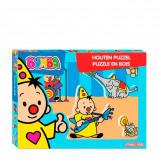 Afbeelding van Not specified Studio 100 houten vormenpuzzel Bumba muziek 5 stukjes