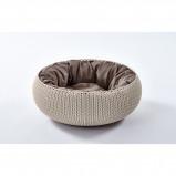 Obrázek Curver Cozy Pet Bed Creme 50cm 22cm