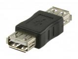 Afbeelding van USB 2.0 A female adapter