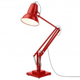 Afbeelding van Anglepoise anglepoise® Original 1227 Giant vloerlamp rood, voor woon / eetkamer, metaal, aluminium, E27, 13 W, energie efficiëntie: A+, H: 270 cm