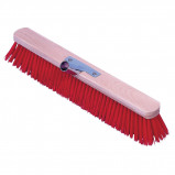 Image of Agradi Broom Euro Stal Red 80cm