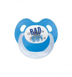 Afbeelding van Bibi Basic Care Fopspeen Glow 16+ Maanden