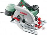 Afbeelding van Bosch PKS 66 A Cirkelzaag 1600W 190mm