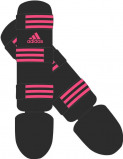 Afbeelding van adidas Boxing scheenbeschermers Good S zwart/roze