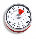 Image of ADE kitchen timer (Colour: red)