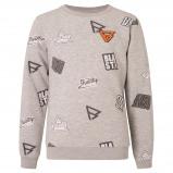 Bilde av Brunotti Boys sweats & cardigans Jeroen Boys Grey size 116