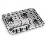 Afbeelding van Dometic HB3370 kookplaat 3 pits Inbouwapparatuur