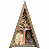 Abbildung von Esschert Insektenhotel Dreieckig 18,7x17,1x28,2cm