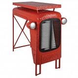 Afbeelding van Esschert Tractor tafel rood 100x67x104cm