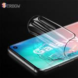 Εικόνα του 0.12mm 9H Screen Protector For Samsung Galaxy S10 S9 S8 PLUS S10E Note 9 8 A6 A8 PLUS 2018 Full Cover Silicone Film TPU Sticker