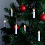 Afbeelding van Best Season dubbelstreng Ledkaarsen lichtketting, kunststof, 3 W, energie efficiëntie: A+, L: 1050 cm