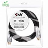 Afbeelding van CLUB3D HDMI 2.0 4K60Hz UHD Kabel 5 meter