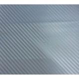 Afbeelding van Autostyle 3d carbonfolie 152x200cm zilver zelfklevend