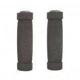Afbeelding van Carpoint handvat foam zwart 2 stuks