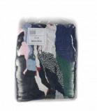 Afbeelding van Euro bonte trikot doeken in een zak van 5 kg