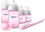 Afbeelding van Avent Starterset Natural voor Pasgeborenen Roze 1ST