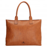 Afbeelding van Micmacbags Discover Brown Shopper 17772006