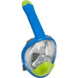 Afbeelding van Aqua Lung Atlantis 3.0 Full Face Snorkelmasker Junior Blue Green