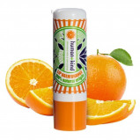 Abbildung von Human + Kind Natuurlijke Lip Balm Orange Vegan Lippenbalsam Make up