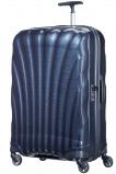 Afbeelding van Samsonite Cosmolite FL2 Spinner 75 Midnight Blue Harde Koffers