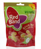 Afbeelding van Red Band Veggie Sour Mix, 150 gram