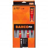 Afbeelding van BAHCO schroevendraaierset 5 stuks B220.005