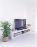 Afbeelding van Betonlook TV meubel Fuget